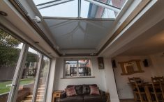 Skylight Blinds & Roof Lantern Blinds